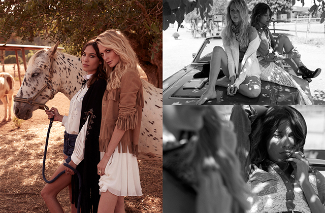 Poppy Delevingne and Alexa Chung unite for Net-a-Porter's 'The Edit' (фото 7)