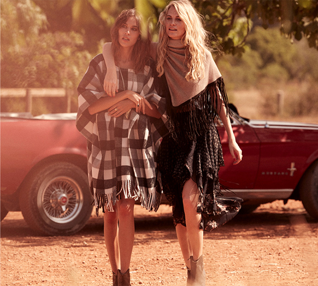 Poppy Delevingne and Alexa Chung unite for Net-a-Porter's 'The Edit' (фото 8)