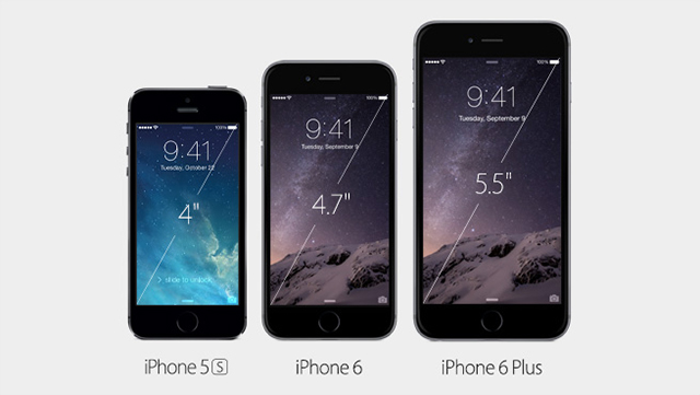 The iPhone 6 officially debuts at the #AppleLive event (фото 1)