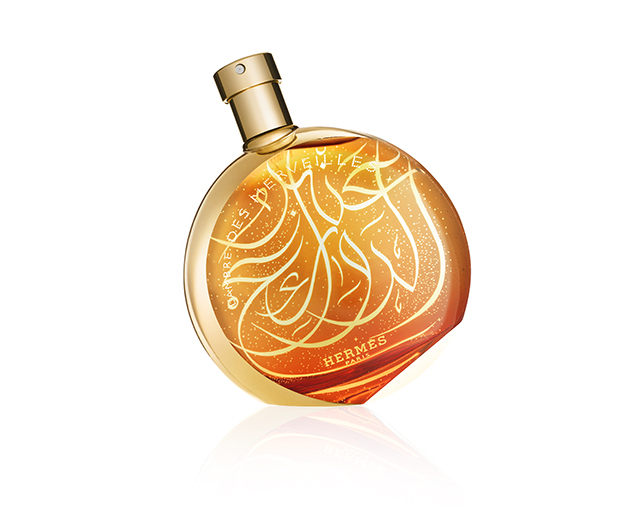 Hermès partners with Wissam Shawkat for new bespoke perfume bottle