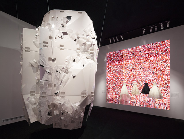 Step inside the Esprit Dior Seoul exhibition
