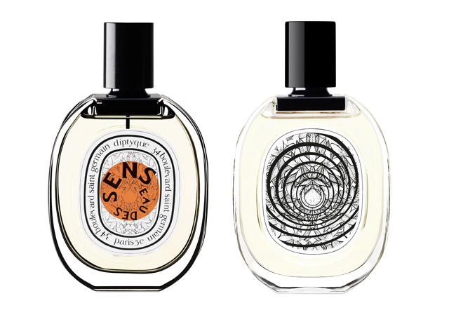 Introducing the Diptyque Eau Des Sans collection