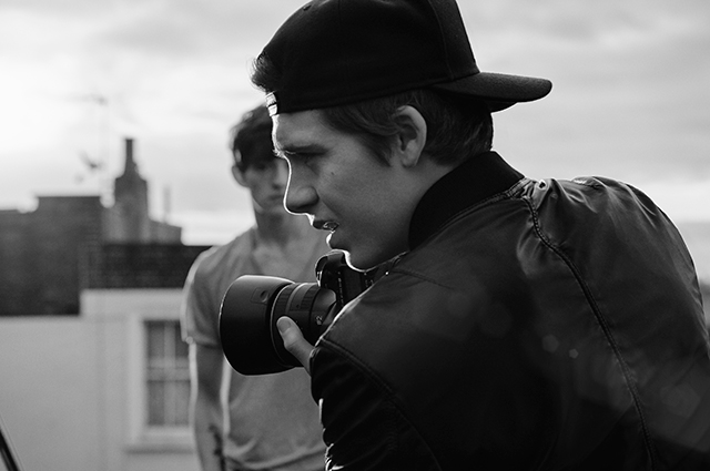 Burberry presents new Brit fragrances campaign by Brooklyn Beckham