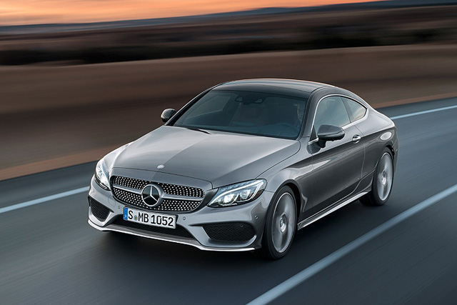 2017 Mercedes-Benz C-Coupe