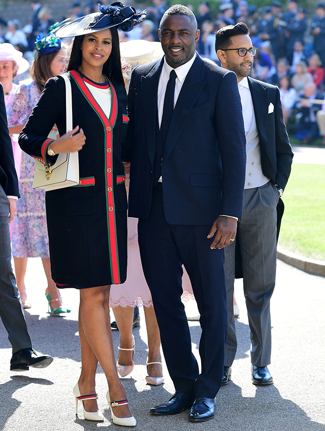 Royal Wedding 2018: Famous faces gather to watch Prince Harry marry Meghan Markle (фото 1)
