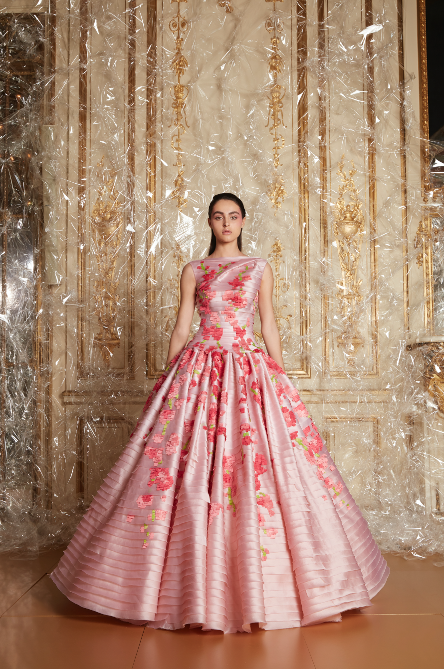 The Middle Eastern designers ruling Paris Haute Couture Fashion Week (фото 15)
