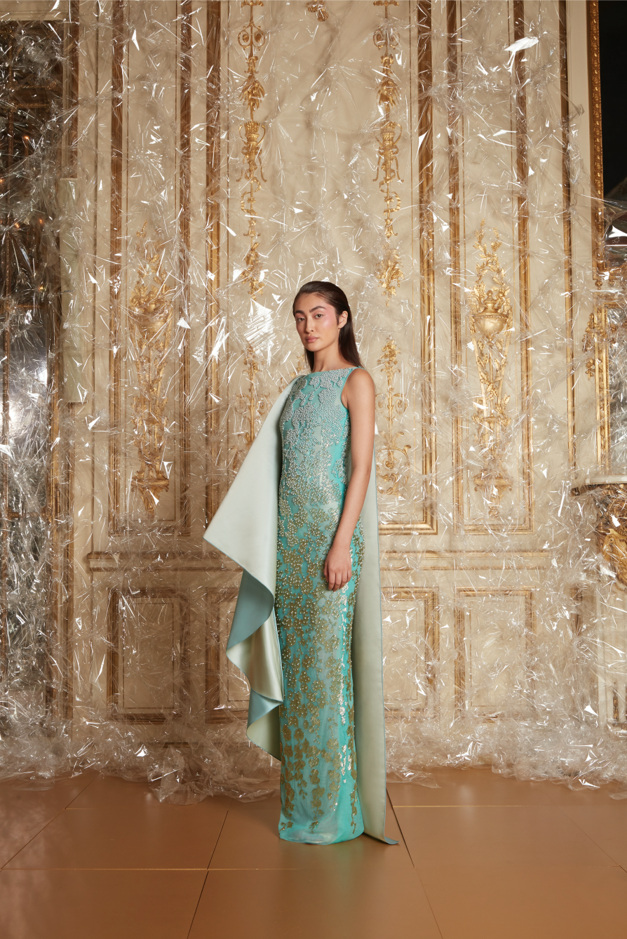 The Middle Eastern designers ruling Paris Haute Couture Fashion Week (фото 14)