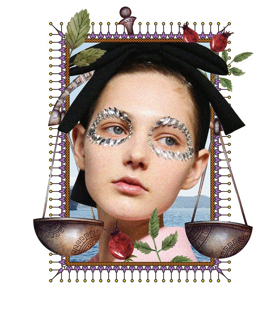 Beauty astrology charts: Makeup looks for your star sign (фото 12)