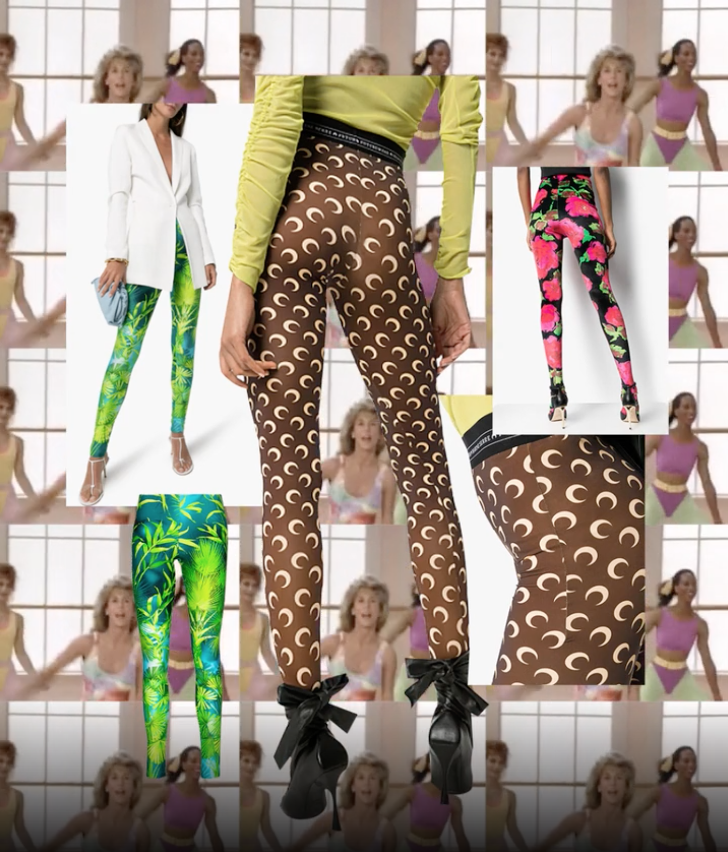 Now is the time to embrace leggings as trousers (фото 2)