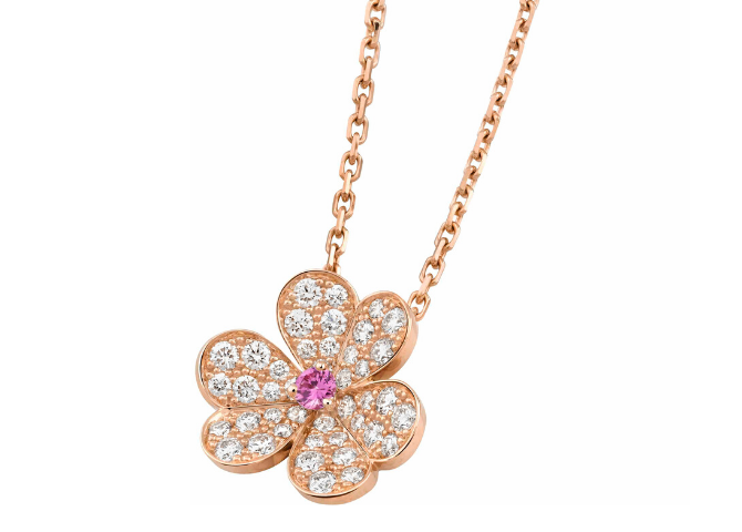 Van Cleef & Arpels' new collection offers the perfect pieces for Ramadan (фото 4)