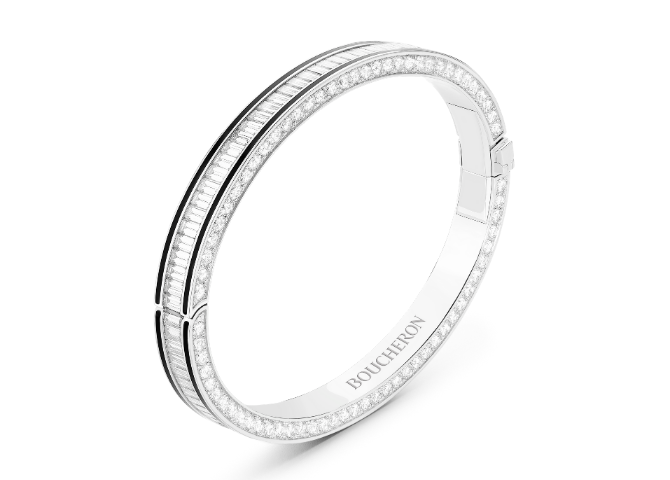 This new Timeless High Jewellery collection is adorned with Boucheron's signature codes (фото 4)