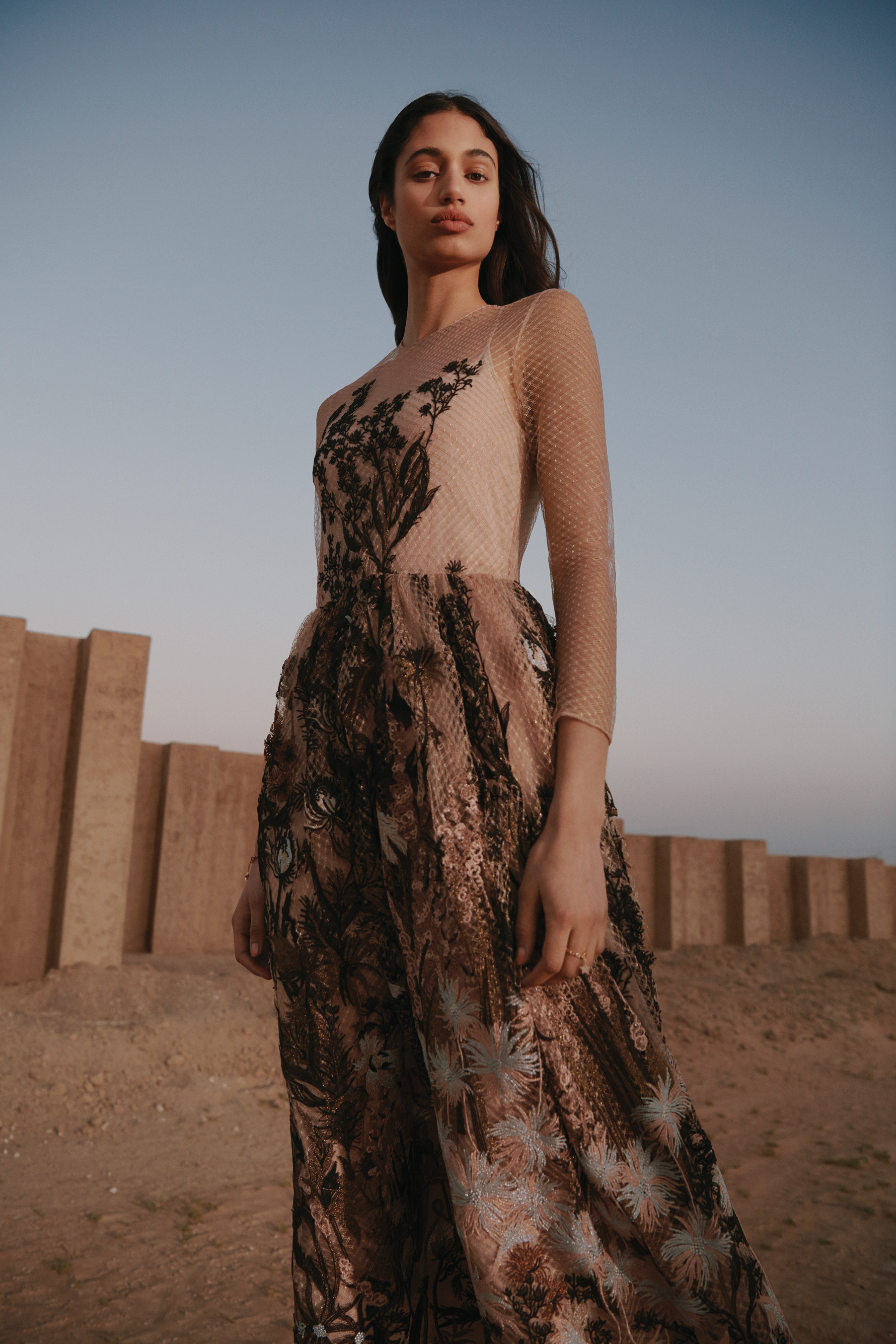 Dior unveils a new capsule collection exclusively for the Middle East (фото 1)