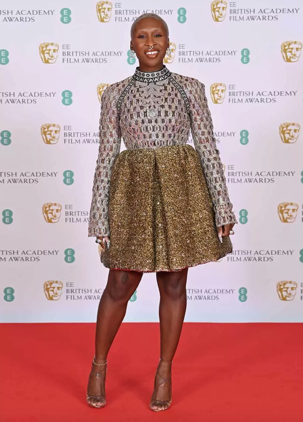 ICYMI: Fashion highlights from the BAFTAs (фото 2)