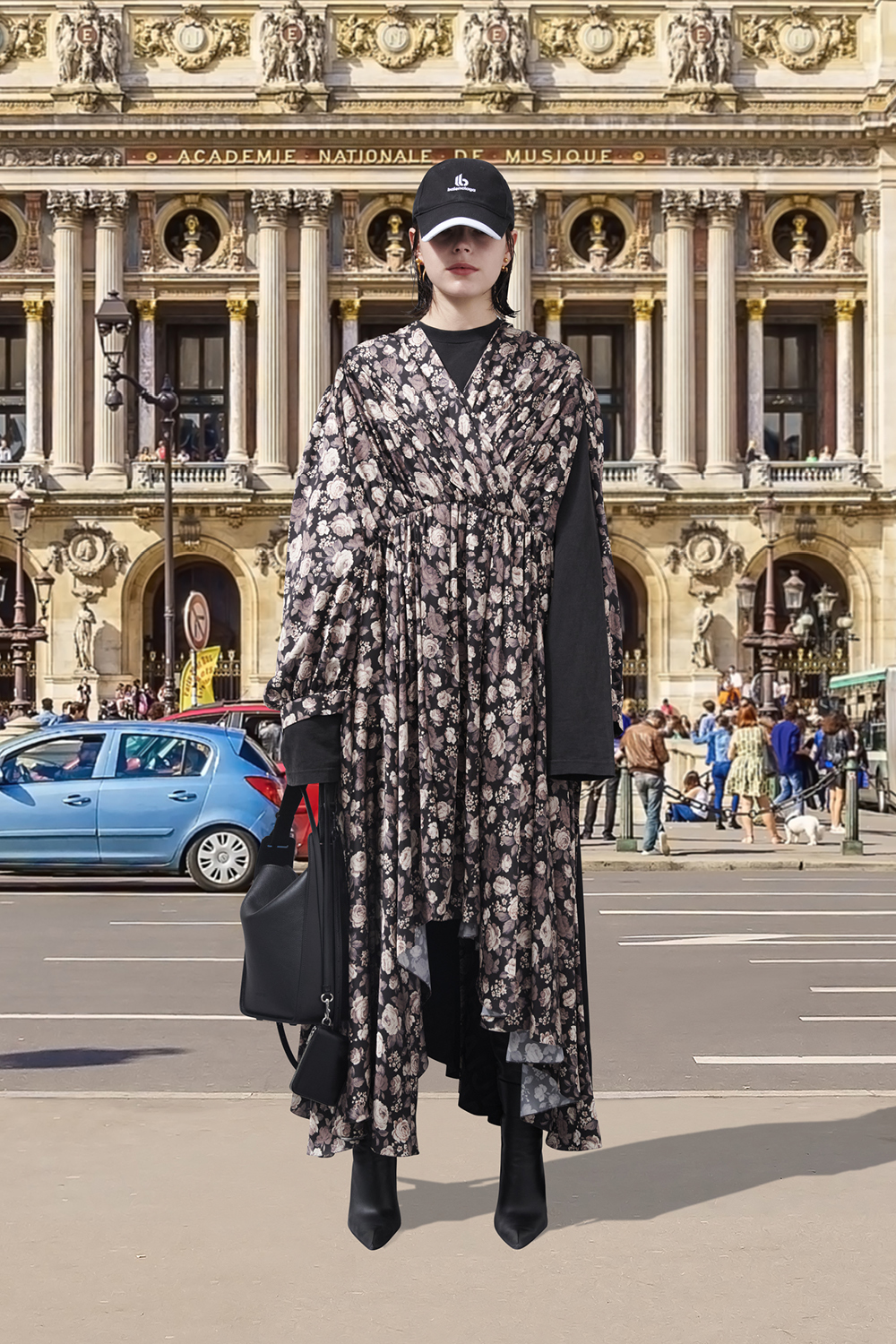 Take a trip around the world with Balenciaga's Winter '21 collection (фото 10)
