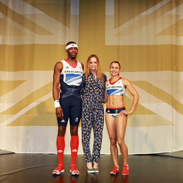 Stella McCartney Is Designing The Olympic Kit For 2019