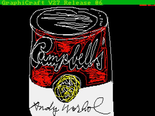 Andy Warhol art recovered