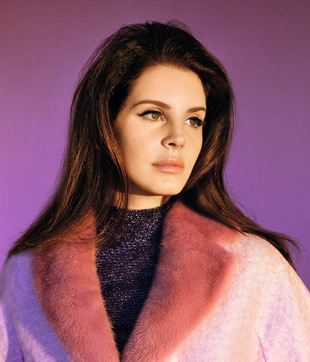 Lana Del Rey covers Another Man special 20th issue
