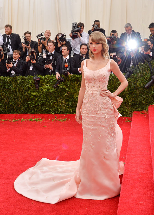 Met Gala 2015: The best of the red carpet (фото 20)