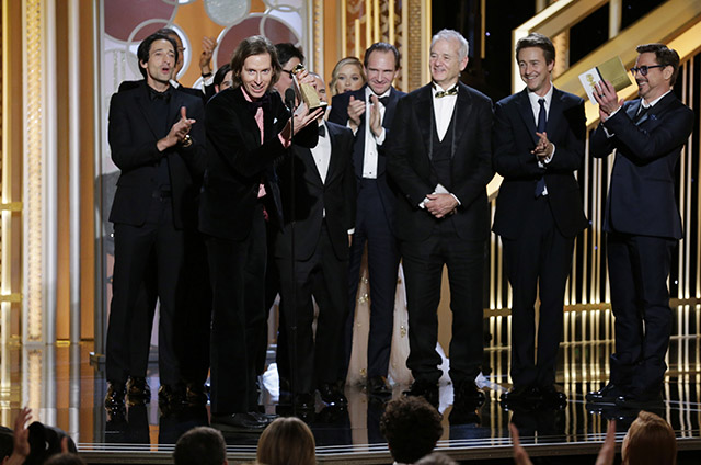 The 72nd Golden Globes 2015: The Winners (фото 9)