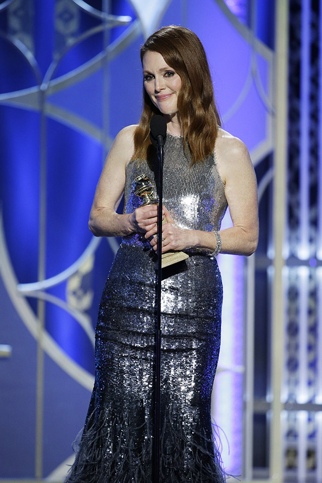 The 72nd Golden Globes 2015: The Winners (фото 2)
