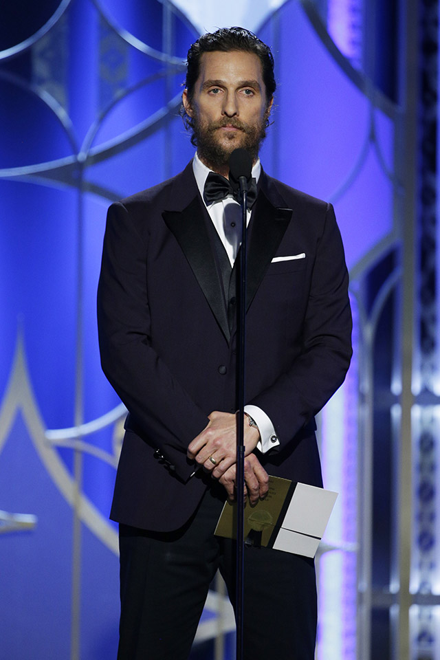 The 72nd Golden Globes 2015: The Winners