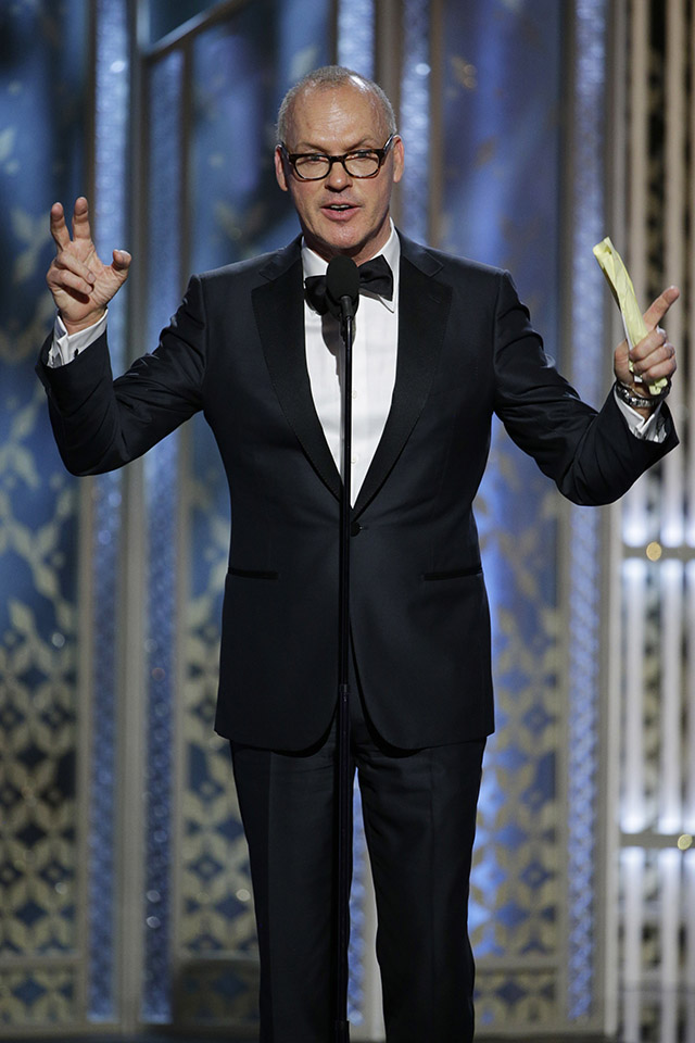 The 72nd Golden Globes 2015: The Winners (фото 1)