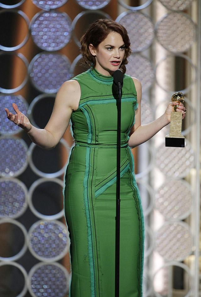 The 72nd Golden Globes 2015: The Winners (фото 7)