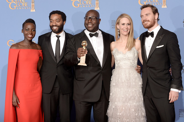 The winners: Golden Globes 2014 (фото 9)