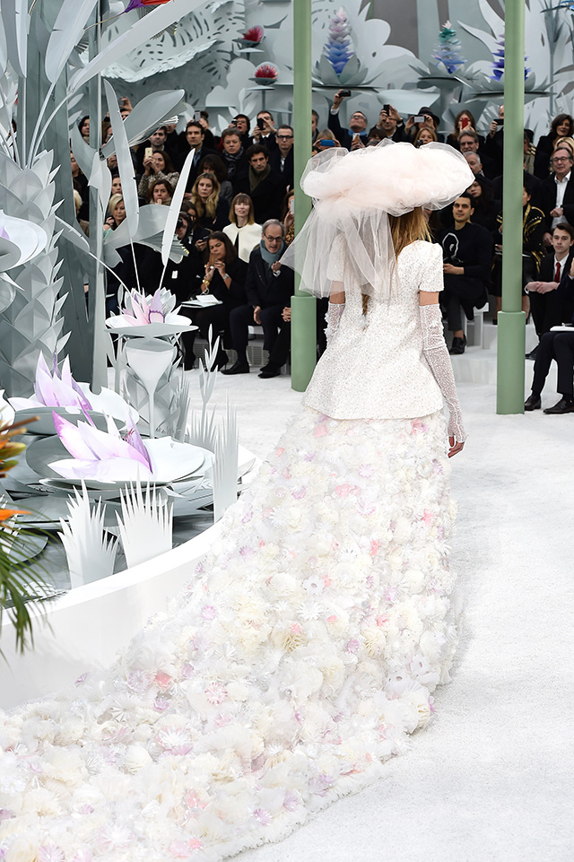 Paris Haute Couture SS15 Chanel