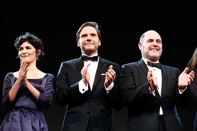 The opening ceremony of the 65th Berlinale Film Festival