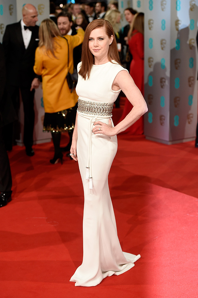The BAFTA's 2015: Best of the Red Carpet