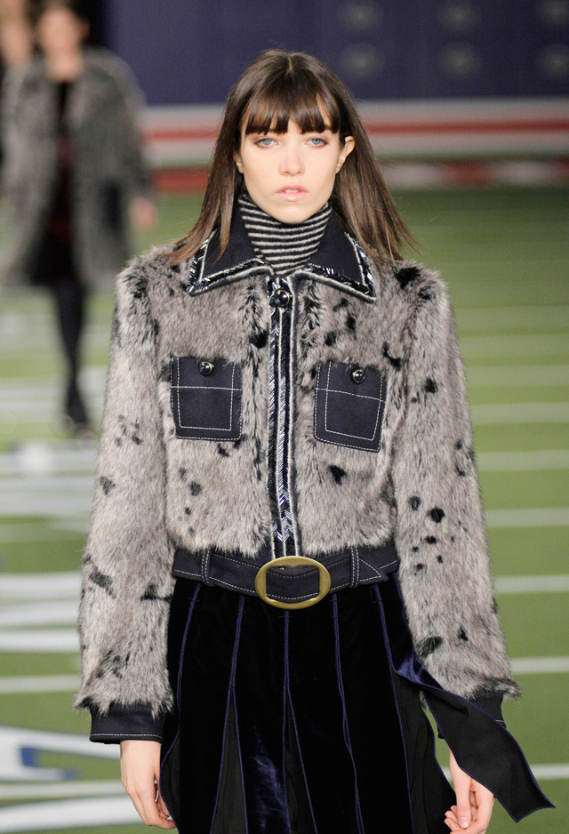 New York Fashion Week: Tommy Hilfiger Autumn/Winter 15