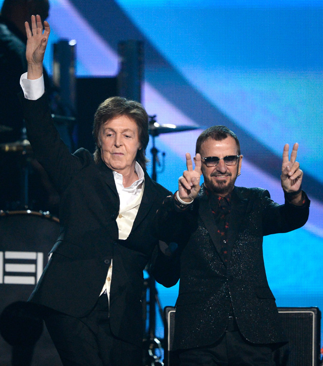 The GRAMMY Awards 2014: Best Performances (фото 7)