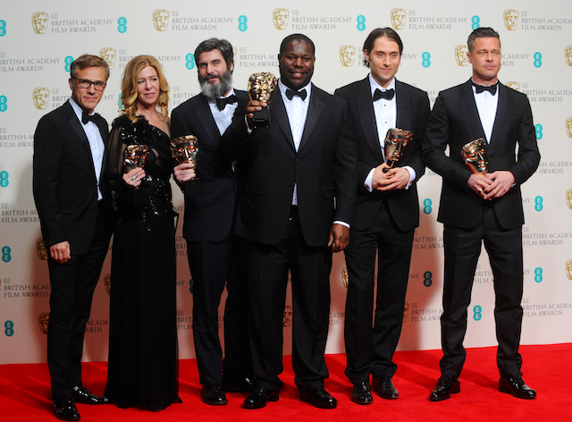 BAFTA 2014The Winners