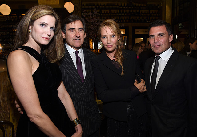 Chanel hosts ninth annual Tribeca Film Festival private dinner