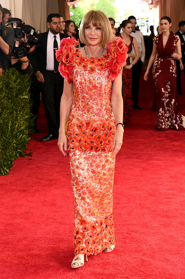 Met Gala 2015: The best of the red carpet (фото 4)