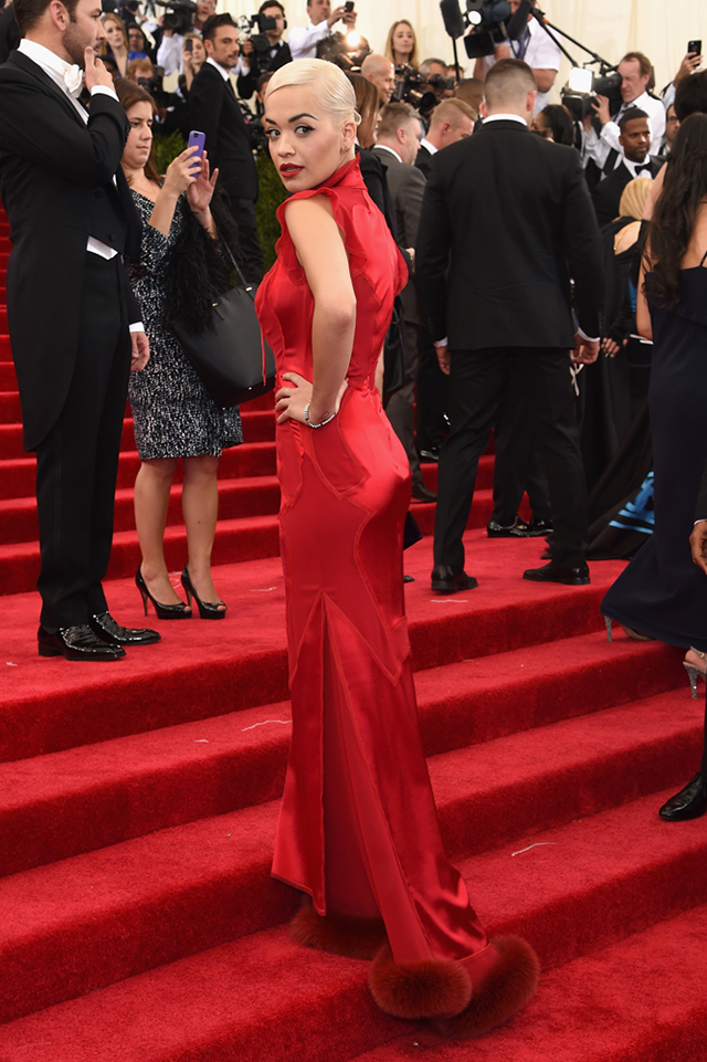 Met Gala 2015: The best of the red carpet (фото 30)