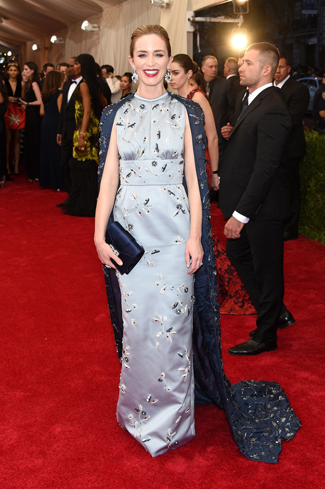 Met Gala 2015: The best of the red carpet (фото 28)