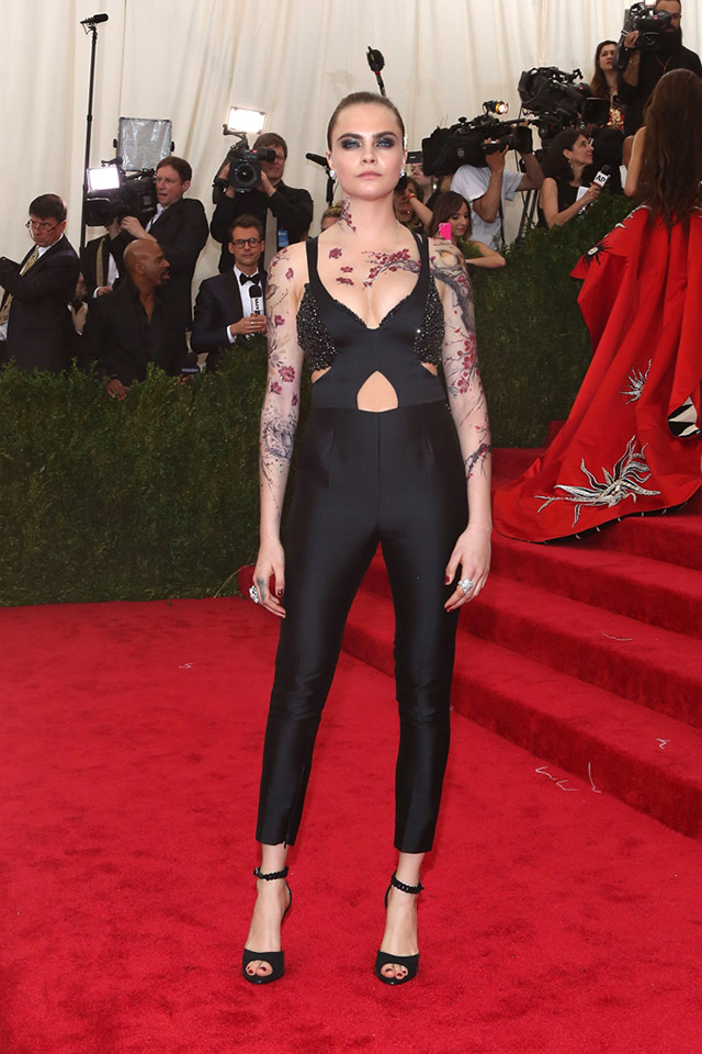 Met Gala 2015: The best of the red carpet (фото 5)