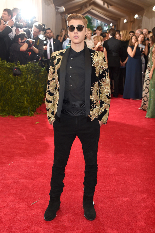 Met Gala 2015: The best of the red carpet (фото 16)