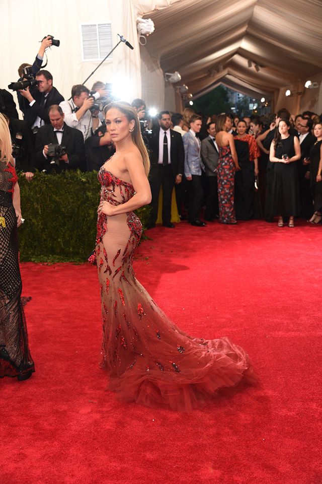 Met Gala 2015: The best of the red carpet (фото 11)