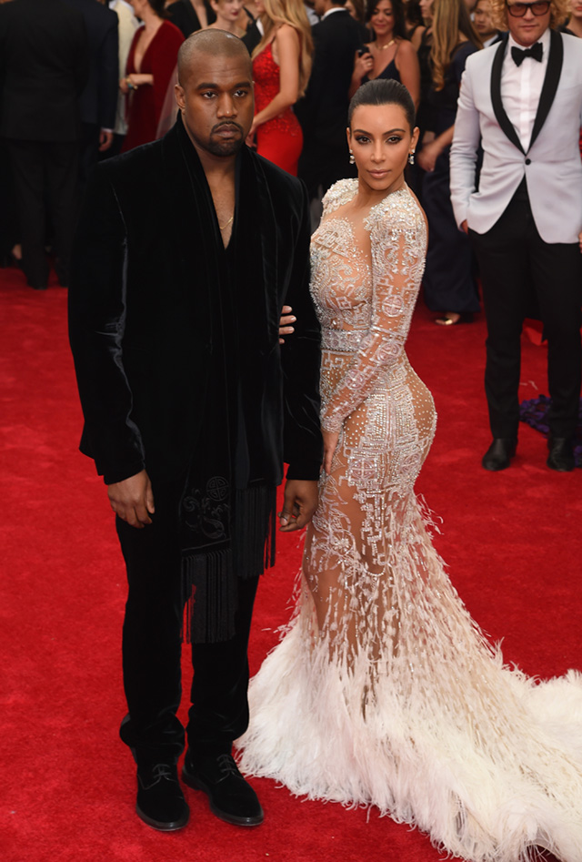 Met Gala 2015: The best of the red carpet (фото 3)