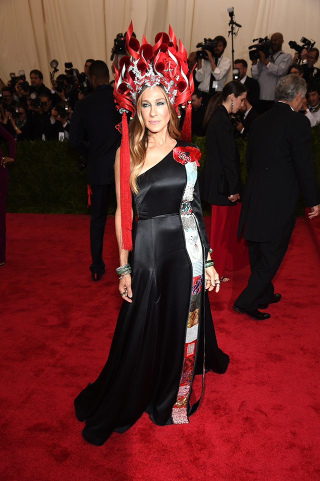Met Gala 2015: The best of the red carpet (фото 13)