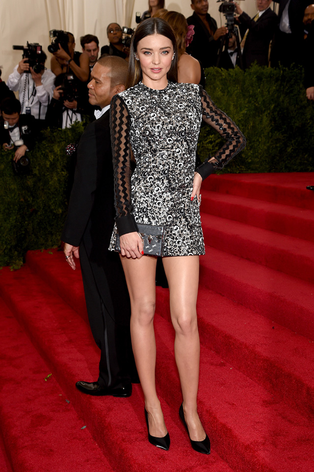 Met Gala 2015: The best of the red carpet (фото 15)