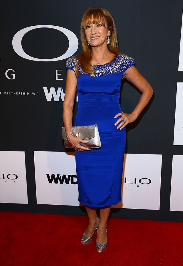 Heidi Klum, Edward Enninful, Patrick Demarchelier and more attend the Clio Image Awards (фото 1)