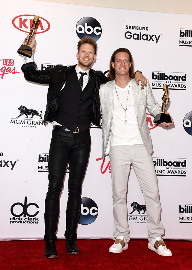Billboard Music Awards: Winners