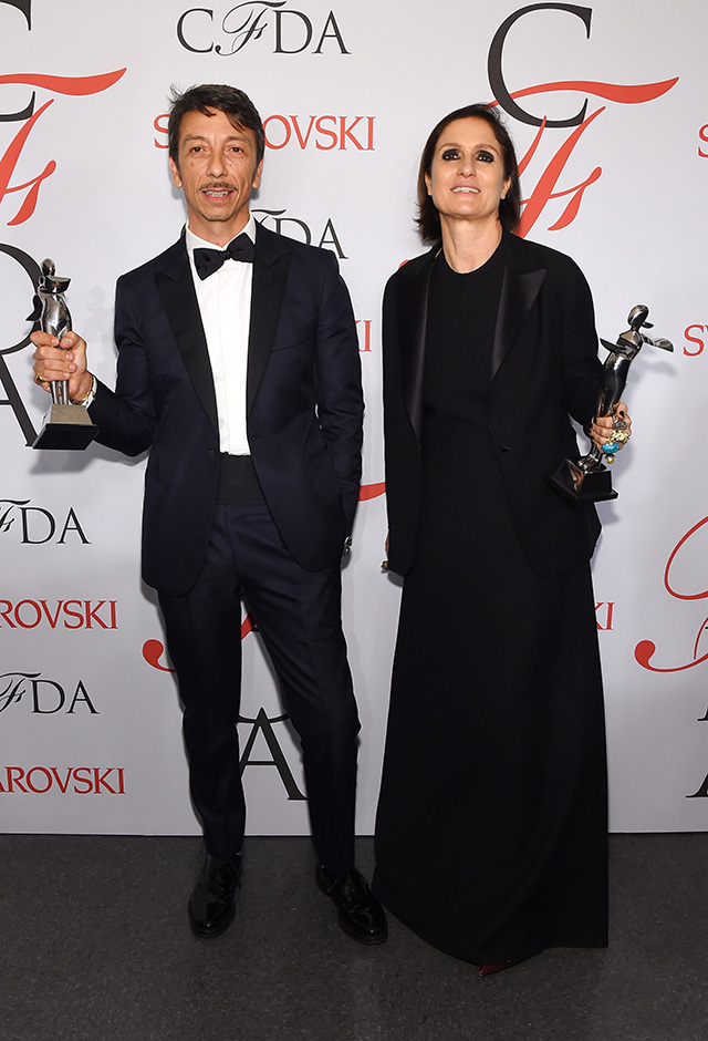 CFDA Awards 2015: The winners (фото 10)