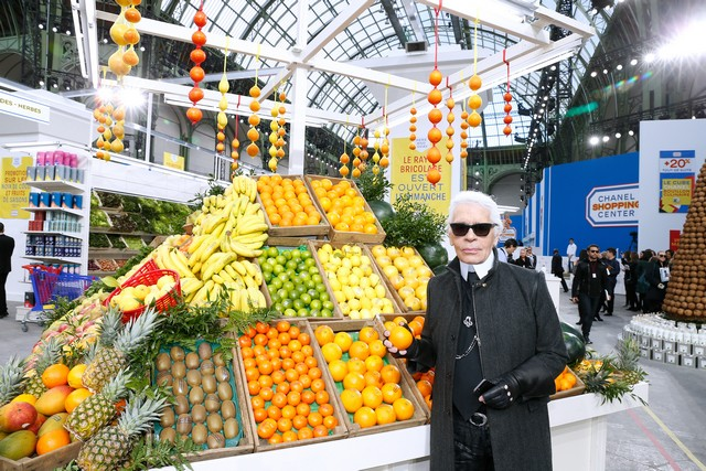 Chanel Autumn/Winter 14: The Guests