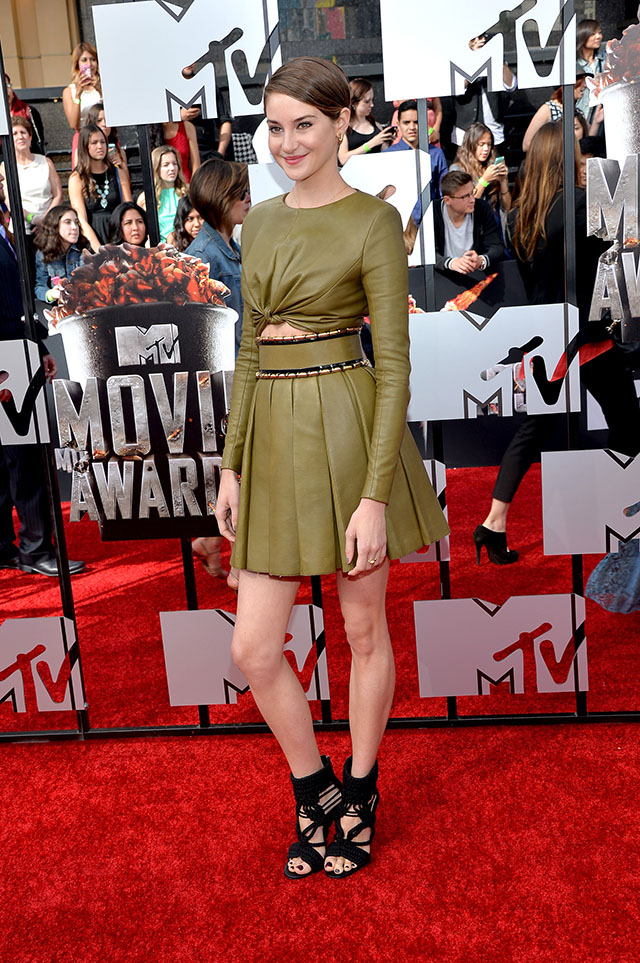 The MTV film awards
