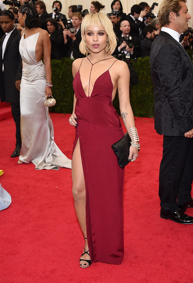 Topshop auction MET gala